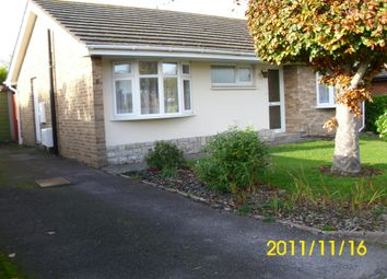 Thumbnail 2 bed bungalow to rent in St Annes Road, Upton