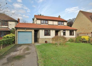 Thumbnail 4 bed detached house for sale in Crane Close, Somersham, Cambs