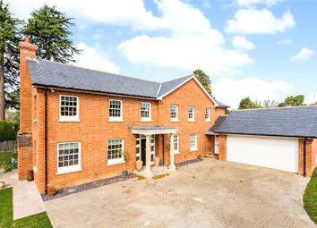Thumbnail 5 bed detached house for sale in Westhall Park, Warlingham, Surrey