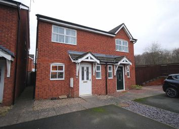 Thumbnail 2 bed semi-detached house to rent in Hallwood Drive, Ledbury, Herefordshire