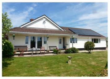 Thumbnail 4 bed detached bungalow for sale in Rackenford, Tiverton