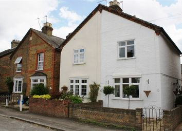 2 bed semi-detached house to rent in Bremer Road, Staines-Upon-Thames, Surrey TW18