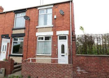 Thumbnail 2 bed end terrace house for sale in Wath Road, Mexborough, South Yorkshire