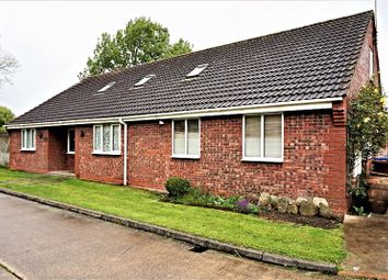 Thumbnail 5 bedroom detached bungalow for sale in St. Peters Walk, Wawne, Hull