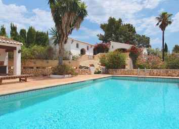 Thumbnail 3 bed villa for sale in Montgo, Javea, Alicante, Spain