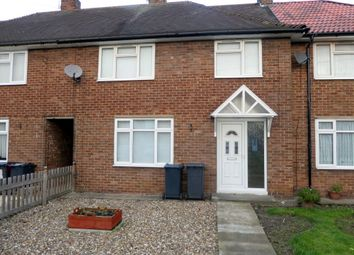 Thumbnail 2 bedroom terraced house for sale in Batley Close, Bilton Grange, Hull, East Riding Of Yorkshire