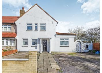Thumbnail 4 bed semi-detached house for sale in Chiltern Road, Ilford