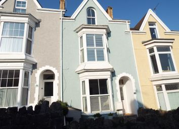 4 bed terraced house for sale in 68 Woodville Road, Mumbles, Swansea SA3