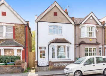 Thumbnail 3 bed end terrace house for sale in Sidcup Hill, Sidcup