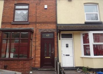 Thumbnail 3 bed property to rent in Blakenhall Lane, Walsall