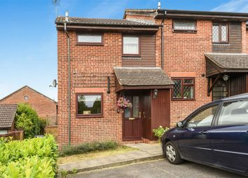 Thumbnail 2 bed end terrace house for sale in Kestrel Close, Winchester