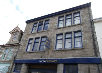 Thumbnail 2 bedroom flat to rent in Causewayhead, Penzance