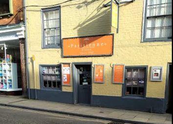 Thumbnail Restaurant/cafe for sale in King Street, Southwell