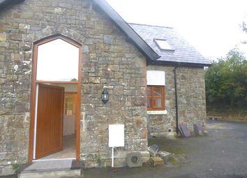 Thumbnail 2 bed semi-detached house for sale in The School Lodge, Salem, East Carmarthenshire, Llandeilo