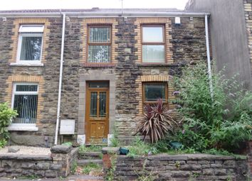 Thumbnail 2 bed terraced house for sale in Wychtree Street, Morriston, Swansea