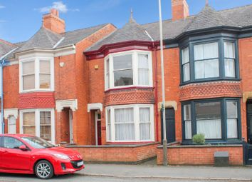 Thumbnail 3 bed terraced house for sale in Knighton Road, Knighton, Leicester