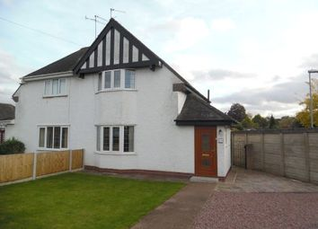 Thumbnail 2 bed semi-detached house for sale in Beckett Road, Northwick, Worcester
