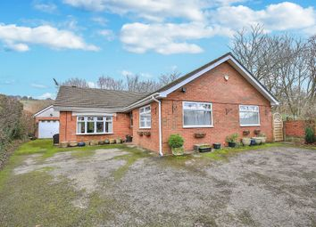 Thumbnail 3 bed detached bungalow for sale in Newport Road, Trethomas, Caerphilly
