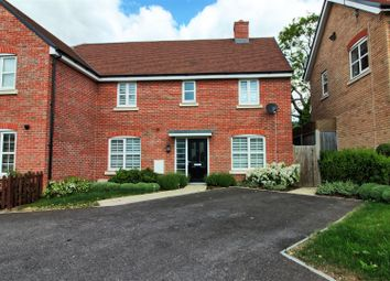 Thumbnail 3 bed semi-detached house for sale in Hare Street Road, Buntingford