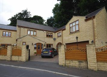 Thumbnail 5 bed detached house for sale in Longfield Avenue, Northowram, Halifax