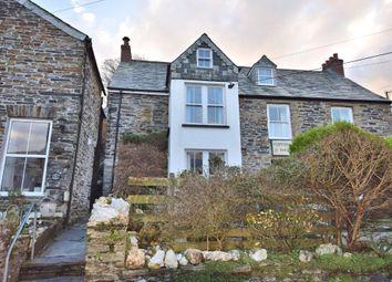 Thumbnail 3 bed terraced house for sale in Dunn Street, Boscastle