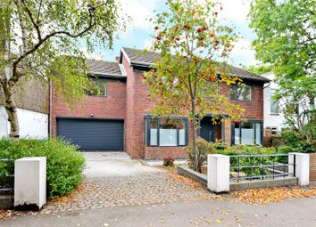 Thumbnail 5 bed detached house for sale in Langton Way, London