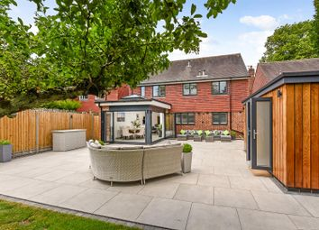 Thumbnail 5 bed detached house for sale in The Avenue, Andover