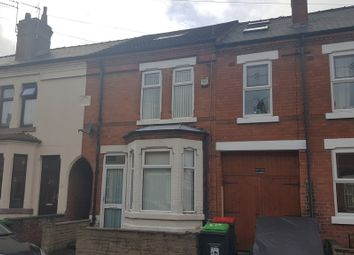 Thumbnail 3 bed terraced house to rent in Montague Road, Hucknall, Nottingham