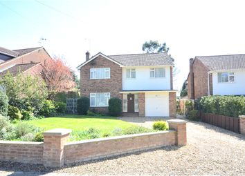 Thumbnail 4 bed detached house for sale in Harts Leap Road, Sandhurst, Berkshire