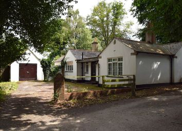 Thumbnail 3 bed detached bungalow for sale in Fernhill Road, Blackwater, Camberley