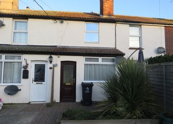 Thumbnail 2 bed terraced house for sale in Alfred Terrace, Walton On The Naze