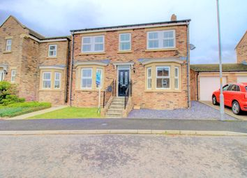 Thumbnail 4 bed detached house for sale in Whitton View, Rothbury, Morpeth