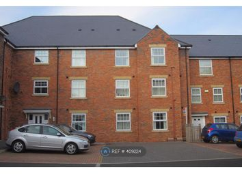 Thumbnail 2 bed flat to rent in Barrington Close, Durham
