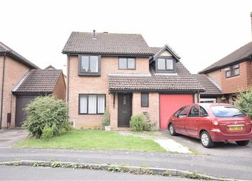 Thumbnail 4 bed detached house to rent in Alexander Close, Abingdon, Oxfordshire