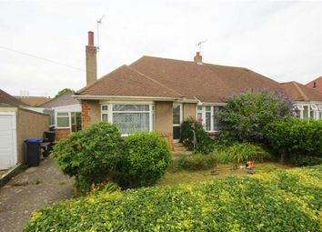 Thumbnail 2 bed semi-detached bungalow for sale in Hamilton Road, Lancing