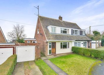 Thumbnail 3 bedroom semi-detached house for sale in Rhymers Close, Milton Keynes, Bucks