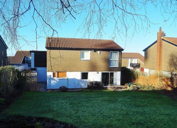 Thumbnail 4 bed detached house for sale in Monmouth Close, Portishead, Bristol