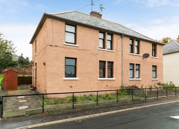 Thumbnail 1 bed flat for sale in Eskview Crescent, Musselburgh