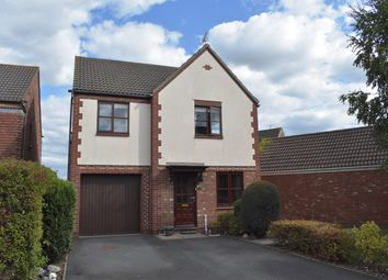 Thumbnail 4 bed detached house for sale in Gadwell Road, Walton Cardiff, Tewkesbury