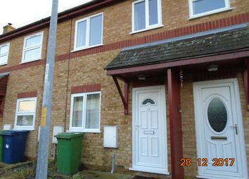 Thumbnail 2 bed terraced house to rent in Lindsells Walk, Chatteris