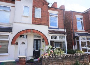 Thumbnail 2 bed semi-detached house for sale in Mayfield Road, Nottingham