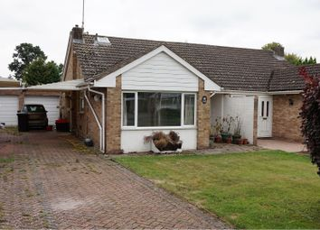 Thumbnail 3 bed semi-detached bungalow for sale in Rosemary Gardens, Blackwater