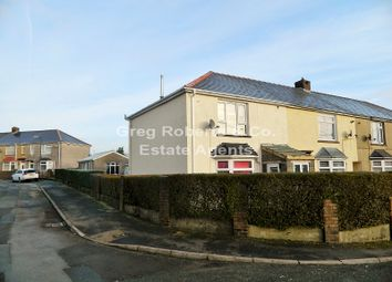 Thumbnail 3 bed semi-detached house for sale in Brynbach Street, Tredegar, Blaenau Gwent.