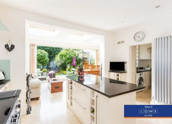 Thumbnail 3 bed terraced house for sale in Ridgeway Avenue, East Barnet, Barnet