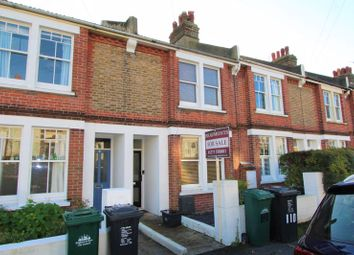 Sandgate Road, Brighton BN1. 2 bed terraced house for sale