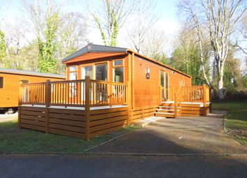 Thumbnail 2 bedroom lodge for sale in Beeches Holiday Park, Blue Anchor, Minehead