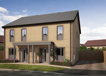 "Thumbnail 2 bed property for sale in ""The Fir"" at Atlas Way, Milton Keynes"