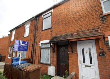 Thumbnail 2 bedroom terraced house to rent in Beaconsfield Road, Ipswich