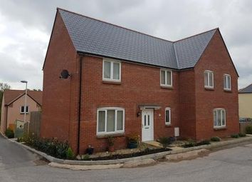 Thumbnail 3 bed detached house for sale in Dukes Way, Axminster