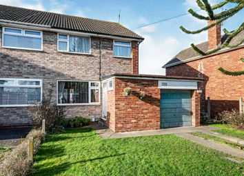 Thumbnail 3 bedroom semi-detached house for sale in Highfield Road, Beverley